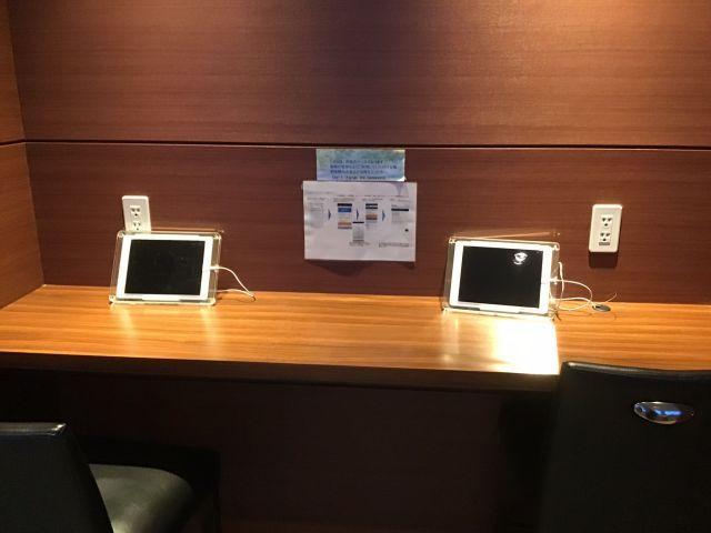 iPadスペース
