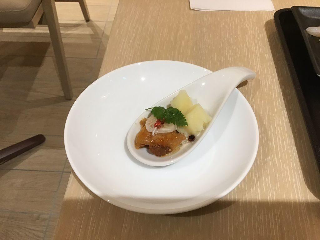 れんげ料理(?)