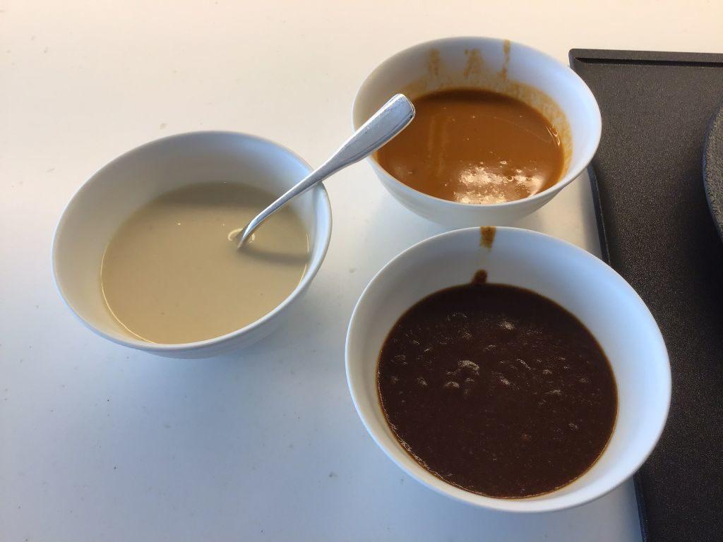 スープ、カレー