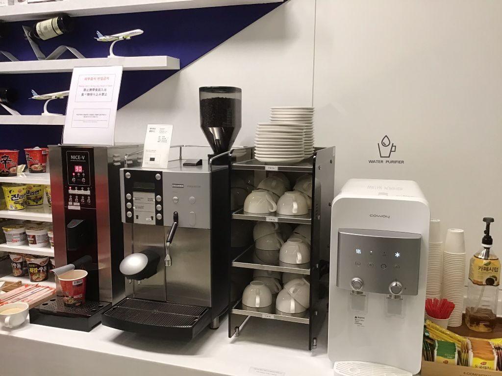 コーヒーマシン類