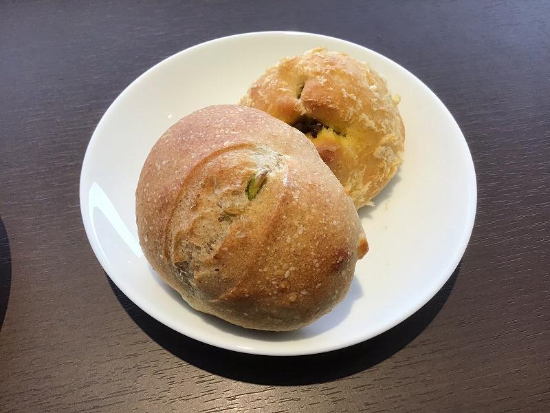 メゾンカイザーのパン、JAL特製カレーパン