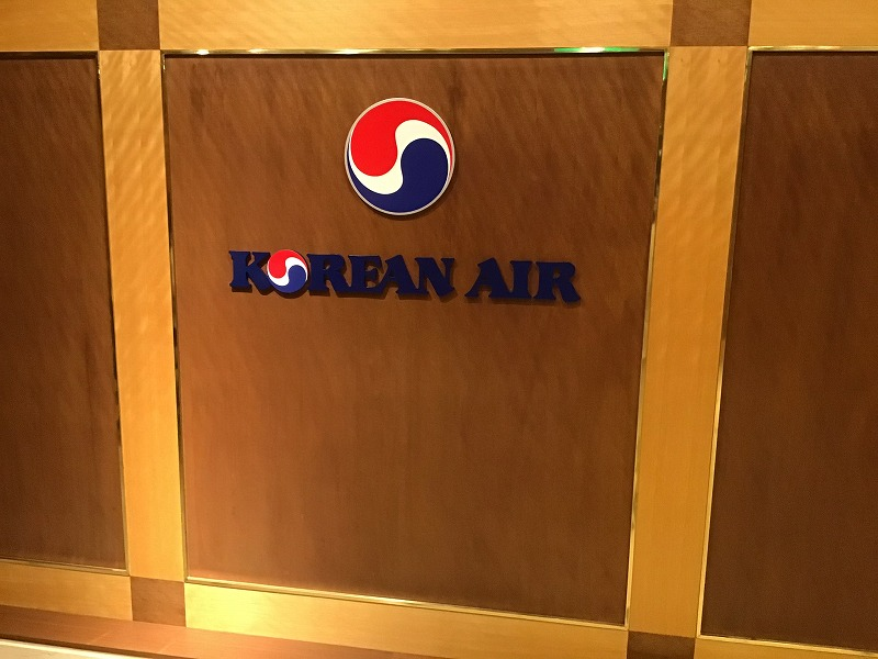 KOREAN AIRロゴ