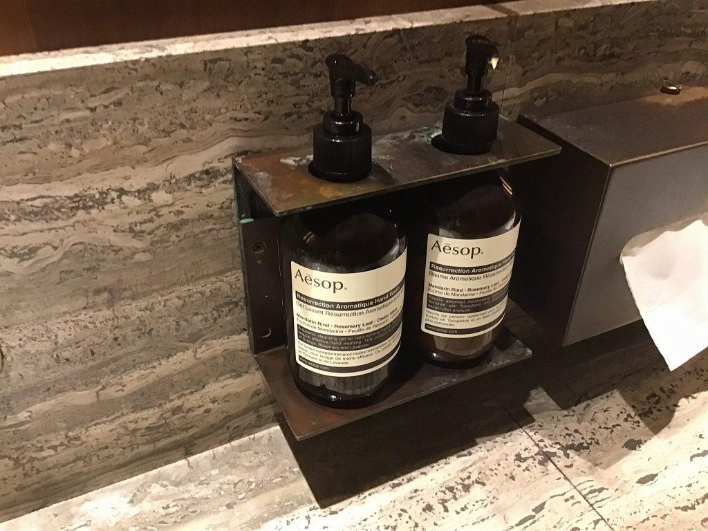化粧室(洗面所)ハンドソープ