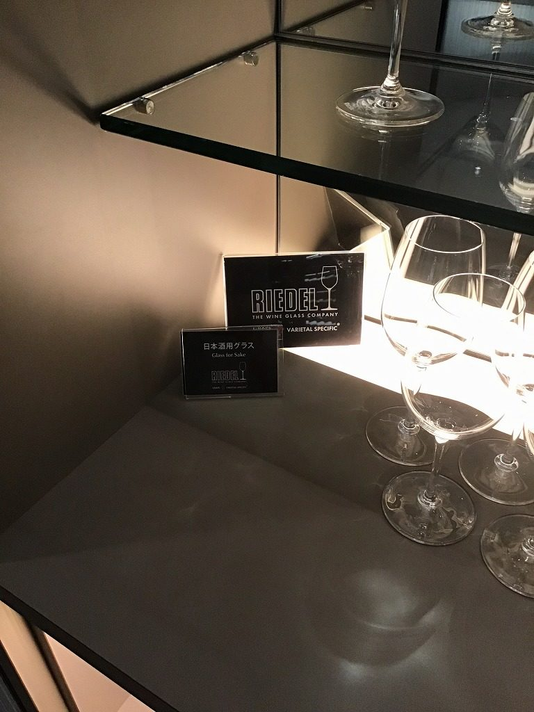 Riedel(リーデル)社製ワイングラス