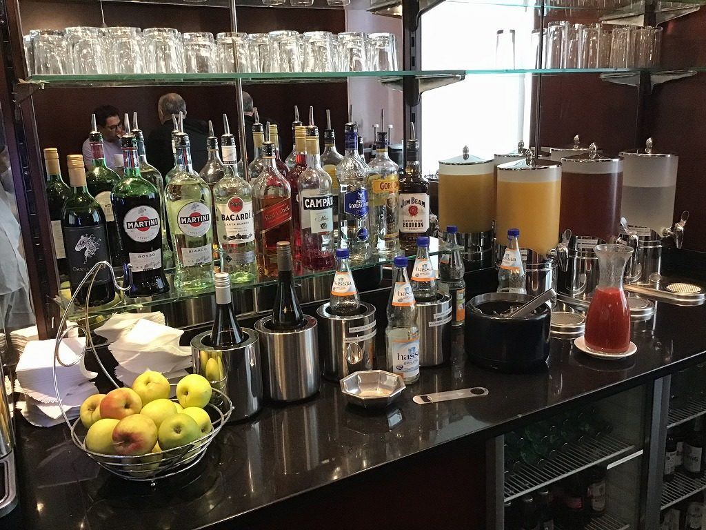 アルコール、ジュース類