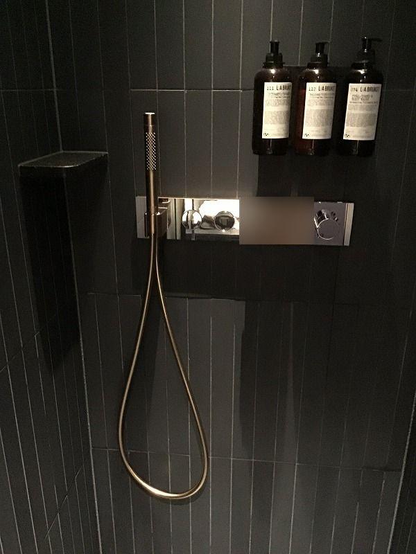 おしゃれなハンドシャワー