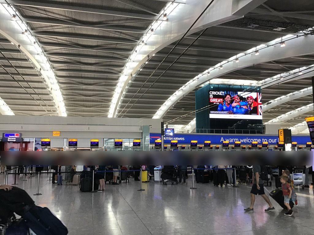 ヒースロー空港第5ターミナル