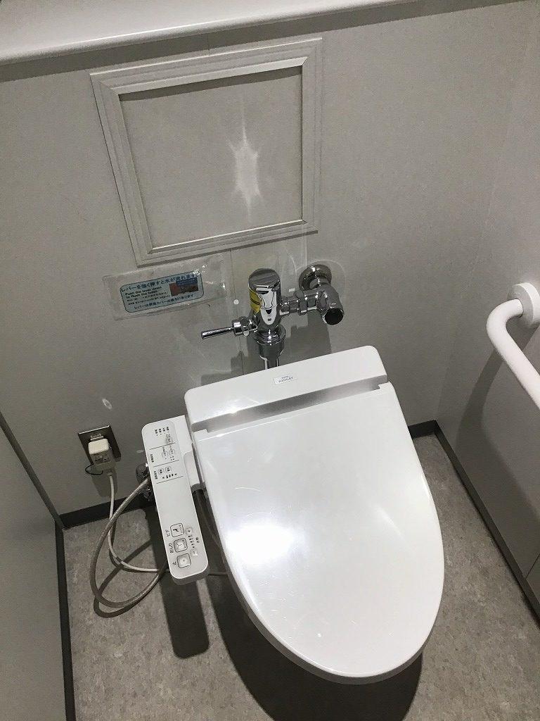 トイレ(ウォシュレット、便座除菌対応)
