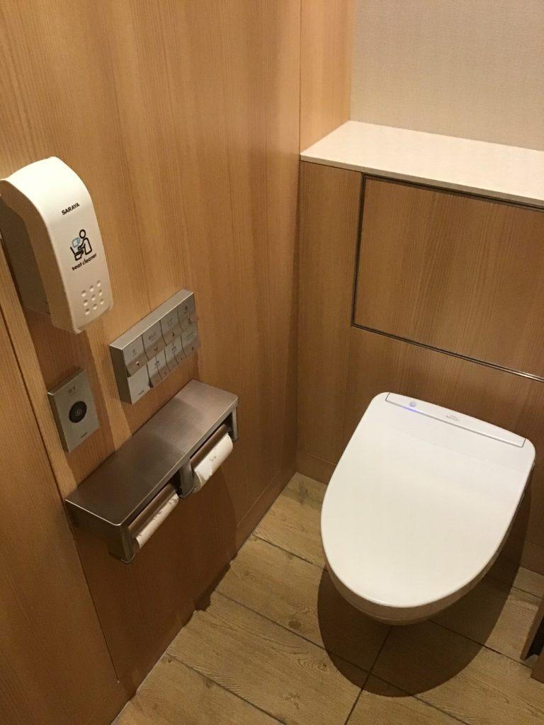 トイレ(ウォシュレット、便座除菌スプレー対応)
