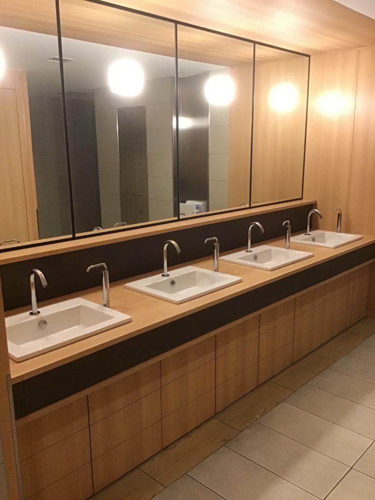 手洗い、洗面スペース