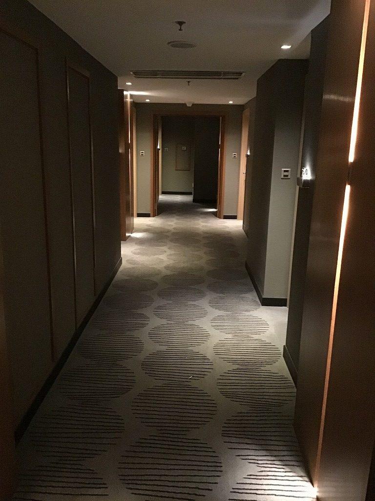 25階廊下