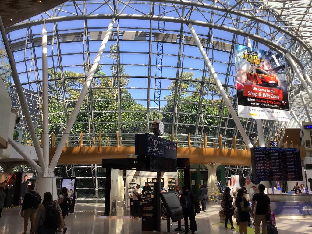 クアラルンプール国際空港サテライトエリア
